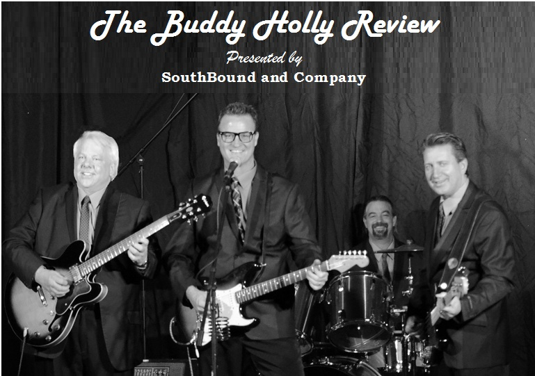 Buddy Holly Promo Shot