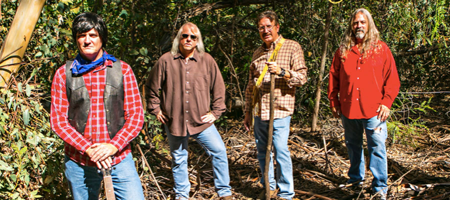 Born on the Bayou, Creedance Clearwater Revival, Tribute