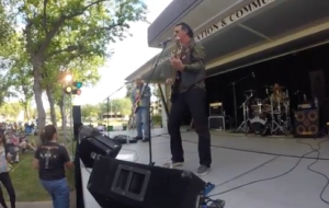 Creedence Clearwater Revival tribute,  Born on the Bayou